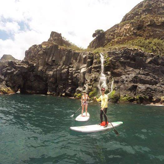 Stand Up Paddle Madeira Island