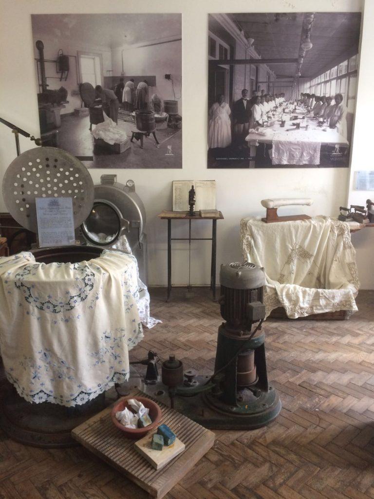 Fábrica - Bordado Madeira